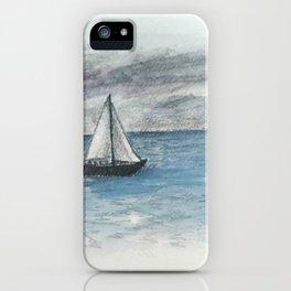 Beyond the Horizon iPhone Case