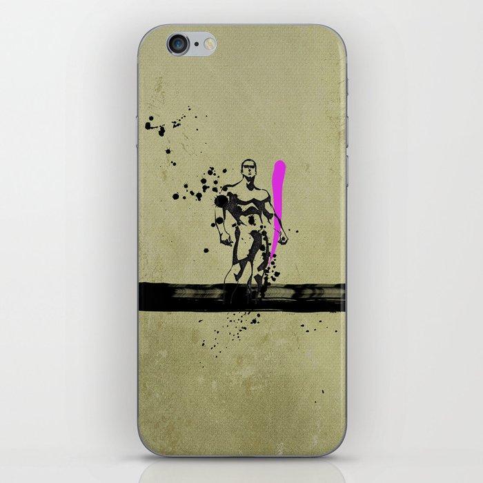 PINK_HERO_SERIES_1 iPhone Skin