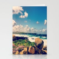 salt water Stationery Cards featuring Salt Water Cure by JustPirez! Magazine