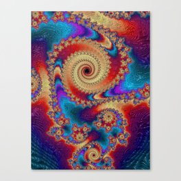Bohemian Dream Canvas Print
