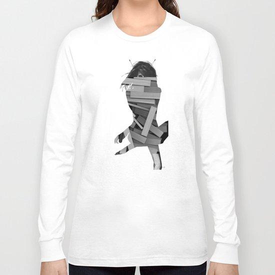 bulid a dream Long Sleeve T-shirt