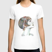 gatsby T-shirts featuring Carey Gatsby by ShayMacMorran