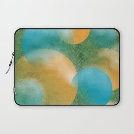 frosted ornaments Laptop Sleeve