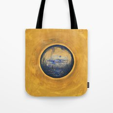 Somewhere in the Sun Tote Bag