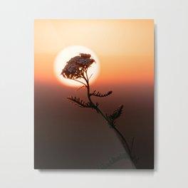 The Wereflower Metal Print