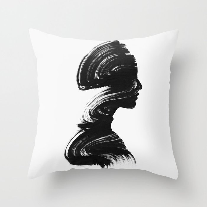 See Throw Pillow