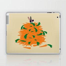 Cool bunny Laptop & iPad Skin