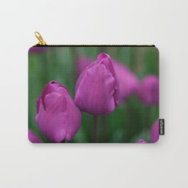 Sensual tulips Carry-All Pouch