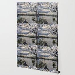 Halibut Point Quarry Landscape Wallpaper