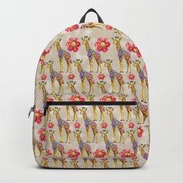 Sweet Giraffe Backpack