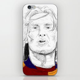 Francesco Totti iPhone Skin