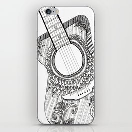 Guitar Solo iPhone Skin