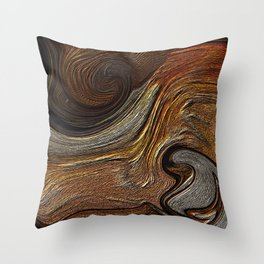 CHARIOT OF THE GODS Throw Pillow