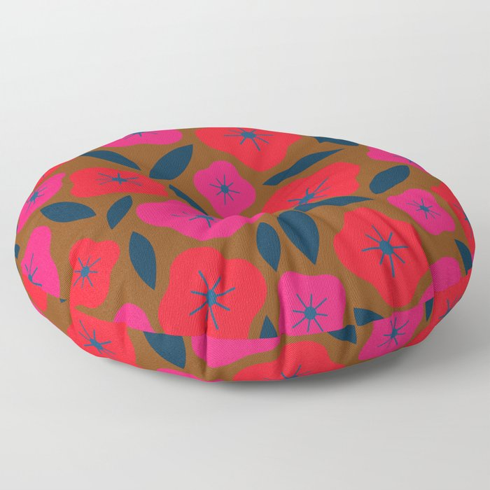 FLORAL_BLOSSOM_002 Floor Pillow