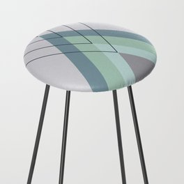 Iglu Mint Counter Stool