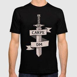 Class puns: Carpe DM var 2 T-shirt