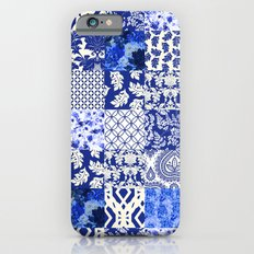 Blue Is Just A Mood Slim Case iPhone 6s
