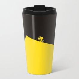 Yellow Jersey I Tour de France Metal Travel Mug