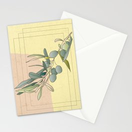 Green life Stationery Cards