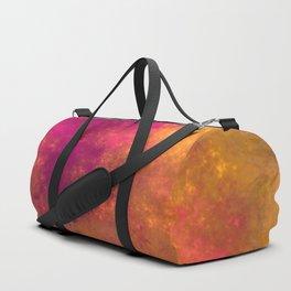 Fire Rose Duffle Bag