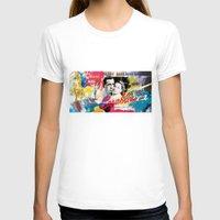 casablanca T-shirts featuring Casablanca by Paky Gagliano