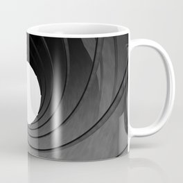 Gun barrel Coffee Mug