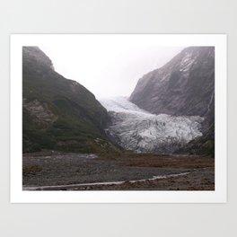 Franz Josef Glacier 2006 Art Print