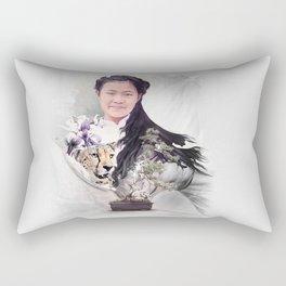 Nguyet Anh Rectangular Pillow