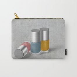 Pantone nail polish Carry-All Pouch