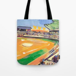 LSU Softball Tote Bag