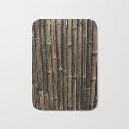 Bamboo Blind Bath Mat
