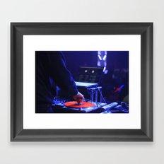 Deej. Framed Art Print
