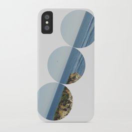 ROUND OCEAN iPhone Case