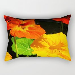 Spring is Here Two Rectangular Pillow