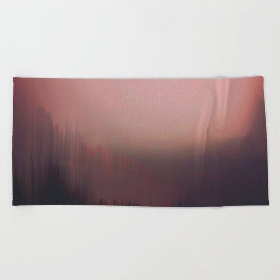 Daydream Nation Beach Towel