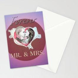 Mr & Mrs Stationery Cards