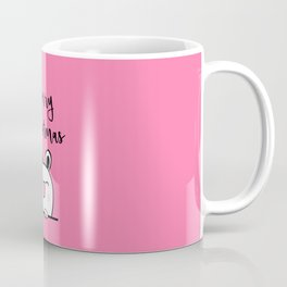 Merry Christmas | New Year | Cute Character Coffee Mug
