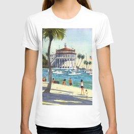 Avalon, Catalina Island T-shirt