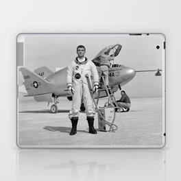 X-24A on Lakebed Laptop & iPad Skin