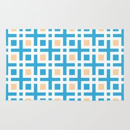 Square Islets Rug