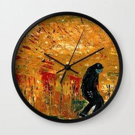 El Mariachi Wall Clock