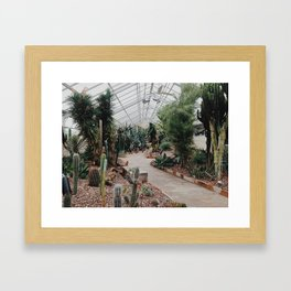Rawlings Conservatory Framed Art Print