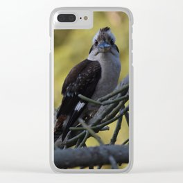 Bright Eyes Clear iPhone Case