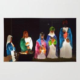 The Nativity Rug