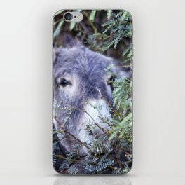 Having Lunch In The Trees iPhone Skin