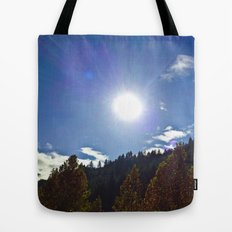 Sun For All Tote Bag