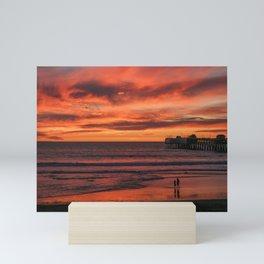 San Clemente Sun Mini Art Print