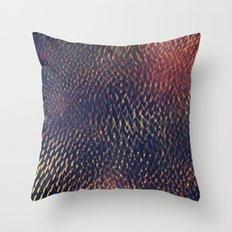 brOnze scales Throw Pillow