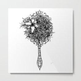 Natural detailing 10,  mirror Metal Print