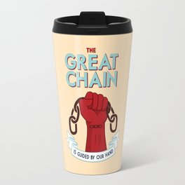 The Great Chain Travel Mug